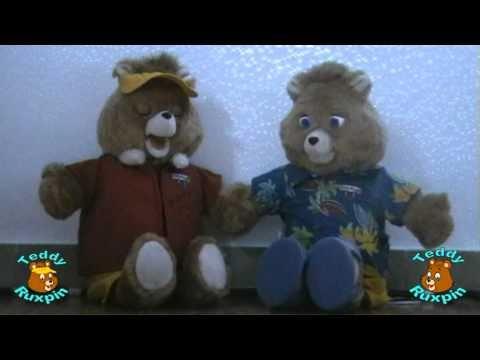Teddy Ruxpin and... Ruxpin Teddy!