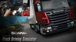 Scania Truck Driving Simulator | Situaciones complicadas en un camión
