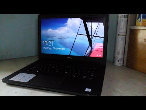 DELL INSPIRON 3467  unboxing and overview by technical paul