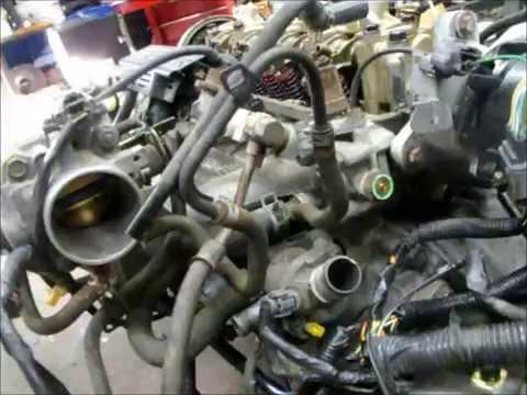 honda civic d16y7 to d16y8 tutorial part 2 youtube D16Y8 Engines Belt Diagram Honda Vtec Engine Diagram