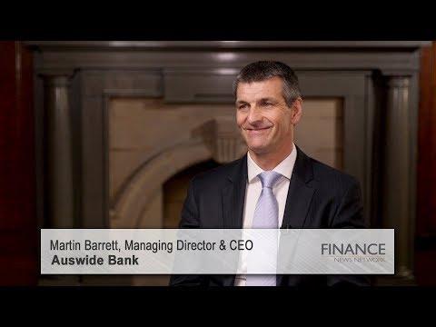Auswide Bank (ASX:ABA) Talks Loan Growth