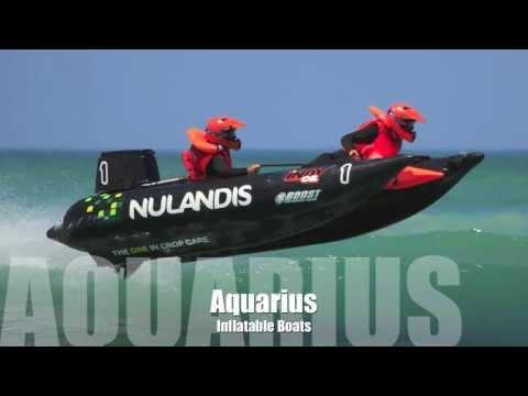 Inflatable Powerboat Racing - Mykonos 2013 - Nulandis Team
