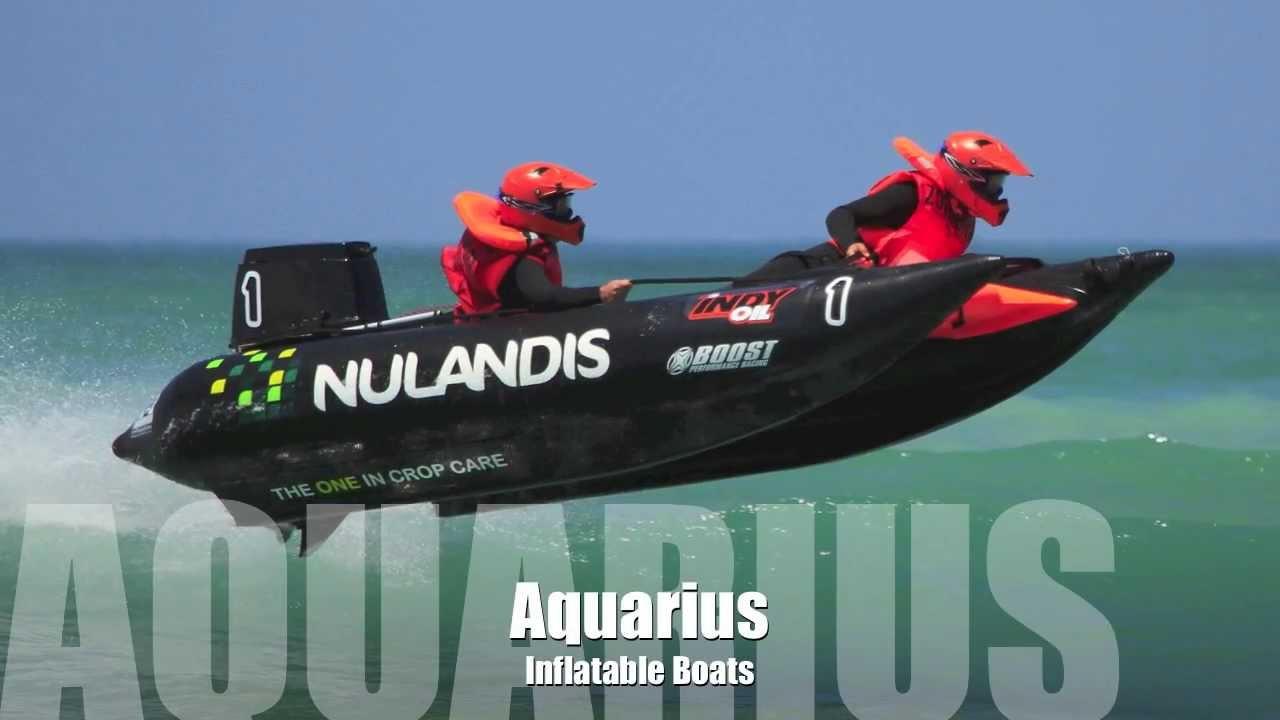 Inflatable Powerboat Racing Mykonos 2013 Nulandis Team