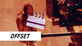 Offset - Red Room. Behind The Scenes.