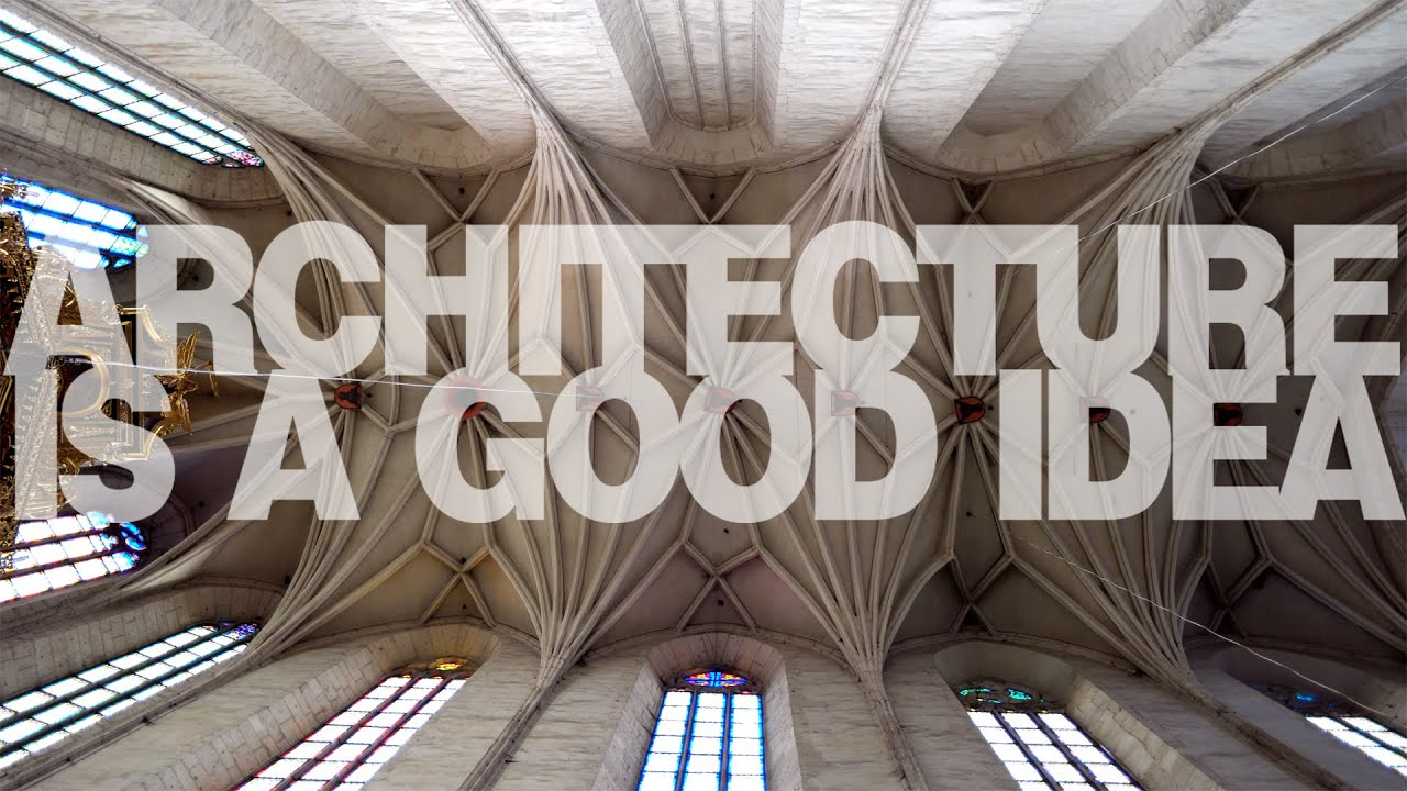 Gotyk w Krakowie: kościół św. Katarzyny | Architecture is a good idea