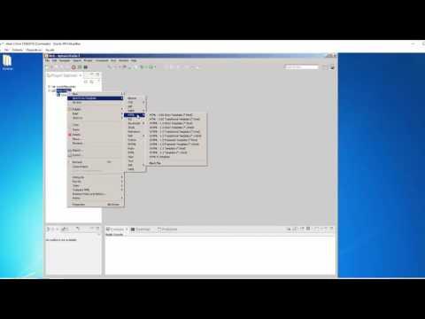 Tutorial en Español de Aptana Studio 3.6.1 - Creación de un proyecto web HTML5 y CSS3