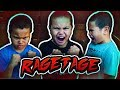 9 YEAR OLD BROTHER RAGETAGE!!! - FUNNY MOMENTS AND RAGING ???? - (MUST WATCH) NBA 2K18 100K SPECIAL!