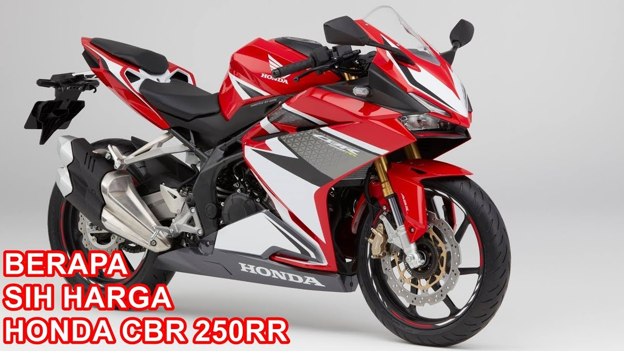 Ulas New Harga Honda Cbr250rr 2017