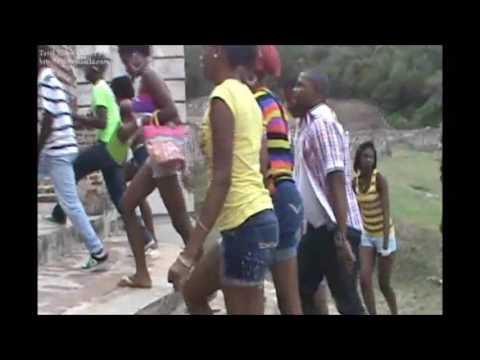 Visite palais sans souci au Cap Haïtien