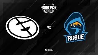 Evil Geniuses vs. Rogue – Coastline – Rainbow Six Pro League – Season X – NA