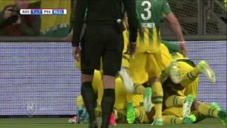 Goal Mike Havenaar tegen PSV