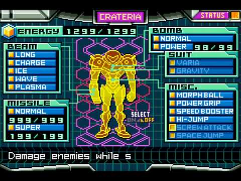 Metroid: Zero Mission - How the game should've been