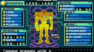 Metroid: Zero Mission - How the game should