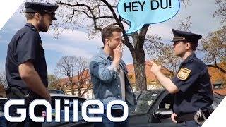 Was mache ich, wenn...Verkehrskontrolle | Galileo | ProSieben