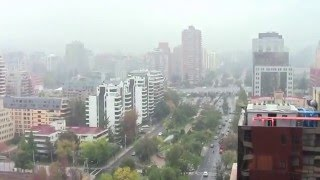 April weather forecast at 1 pm in Santiago, Chile