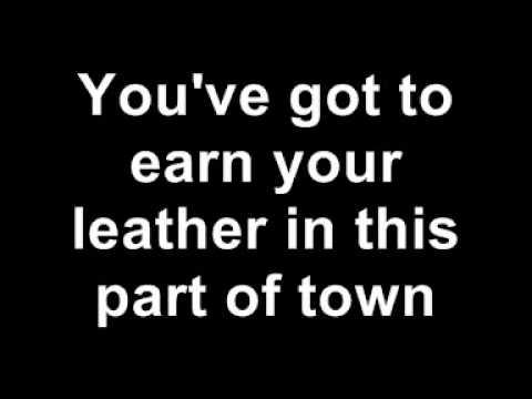 Lady Gaga - Heavy Metal Lover (with lyrics)