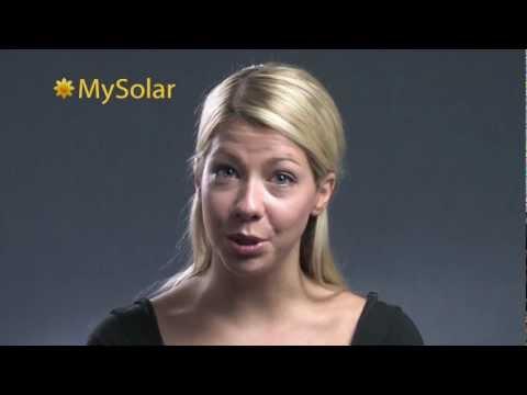 MySolar - Benefit From Renewable Energy Today!