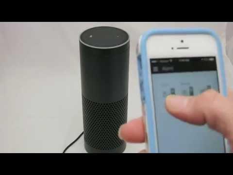 Amazon Echo Alarm Feature