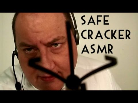 ASMR Safe Cracker