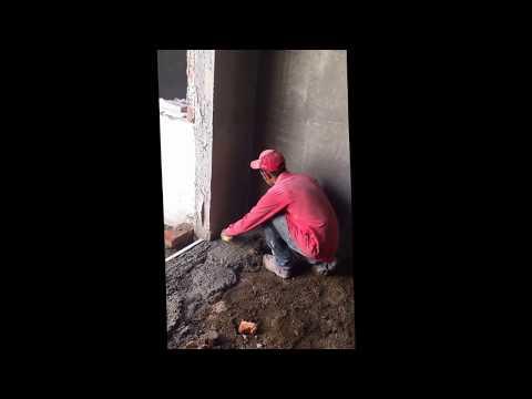 C mo aplicar suelo epoxi paso a paso arelux pinturas - Como pintar un piso de baldosas ...