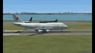 comment dessiner un boeing 747