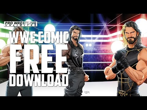 **FREE DOWNLOAD** WWE & BOOM Studios Comic Boom Issue #1