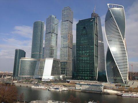 Башни - небоскребы Москва сити.Москва сити. Moscow city. Небоскребы Москвы.