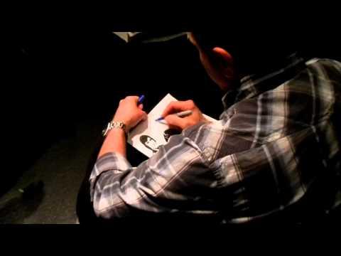 THE HITMEN DON CICCONE INTERVIEW WPAT NYC JAN 6 2012 J PETRECCA VIDEO