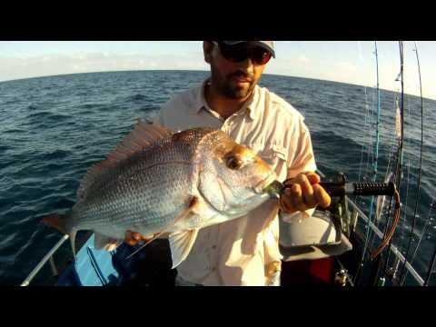 Fishing The Bundaberg Coast Spring 2012