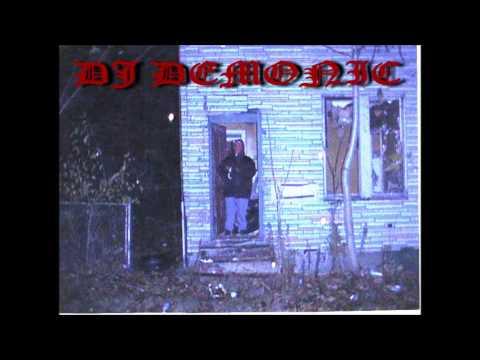 "DJ DEMONIC ""Demonica"" track 15 ""Paranoid"""