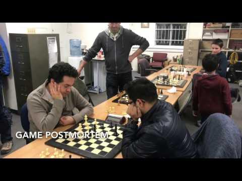 Northern Alberta Open – 2017 @ Edmonton Chess Club, Canada (18 – 19 Feb 2017)