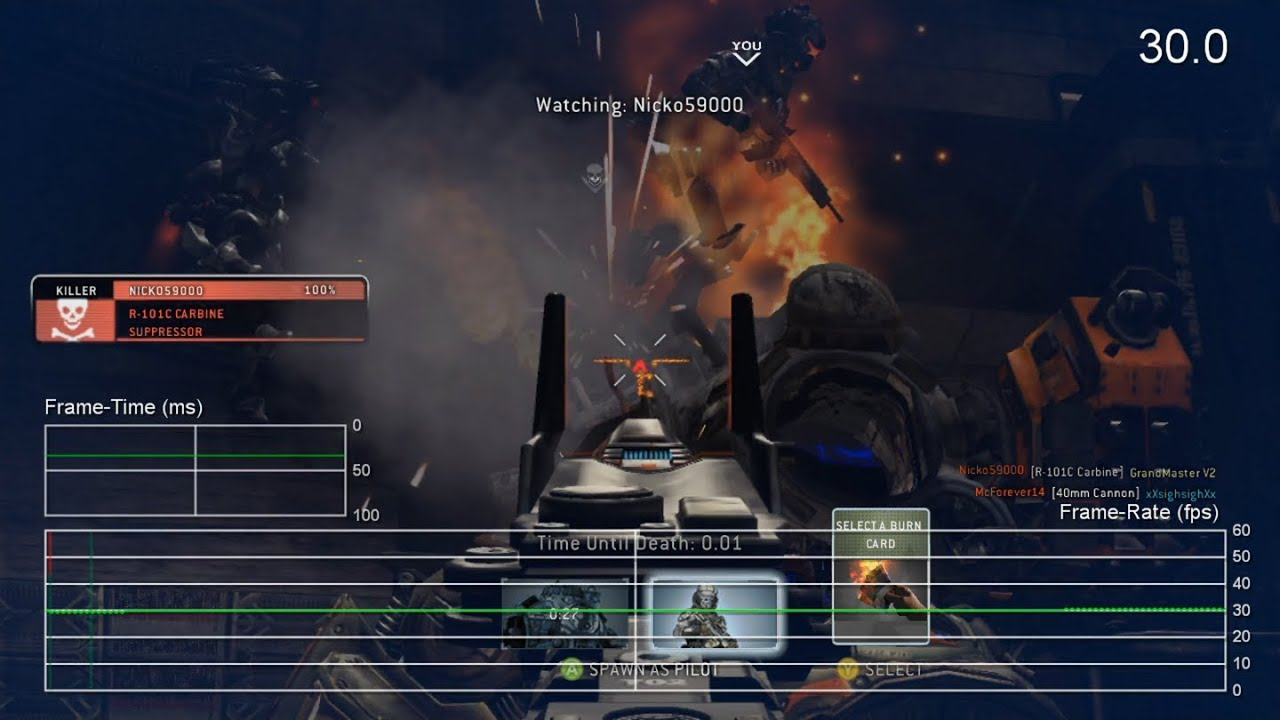 Face-Off: Titanfall on Xbox 360 • Eurogamer net