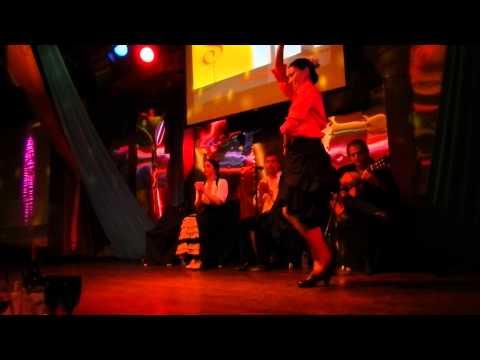 The Art of Flamenco with Paella Valenciana at Cafe Sevilla in Long Beach, California