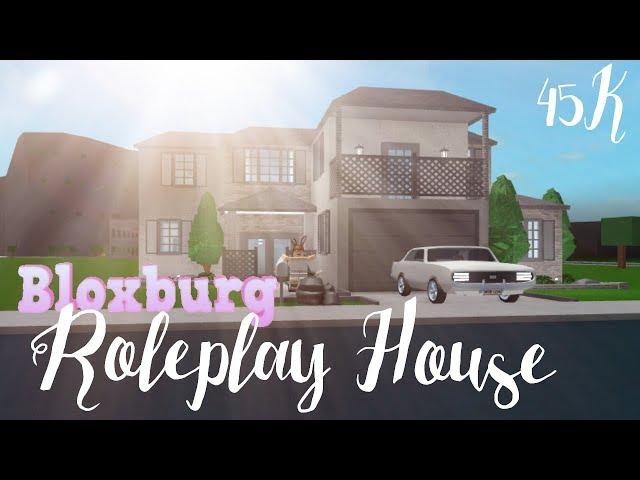 Bloxburg Roleplay House 45k Clipzui Com