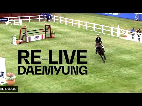 LIVE 🔴 | Grand Prix Round 1 (145cm) | Dayemung Horse Show 2018  CSI3* | Hongcheon (South Korea)