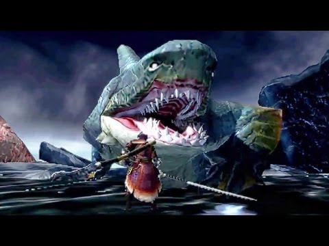 MONSTER HUNTER 4 Trailer