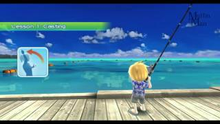 Fishing Resort Wii Gameplay HD