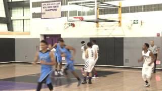 CRAL 2017 Boys Basketball Chionship AAE vs MLC