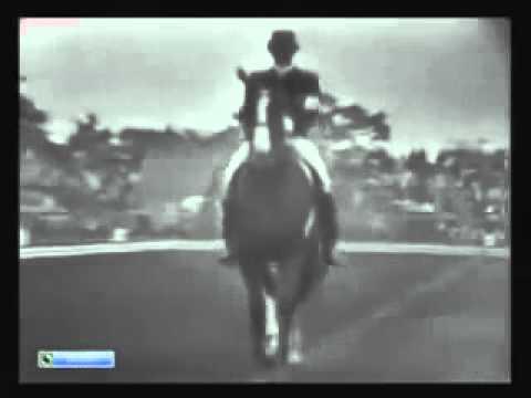Олимпийские игры, 1964, Токио, Конный спорт - Выездка, dressage