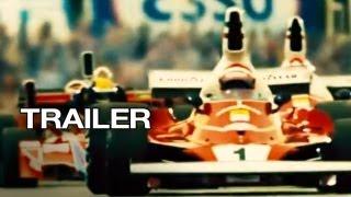 Rush Official International Trailer #1 (2013) - Chris Hemsworth, Ron Howard Racing Movie HD