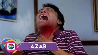 Azab - Tenggorokan Terasa Terbakar dan Hujan Debu, Sang Penjual Air Minum Dzalim