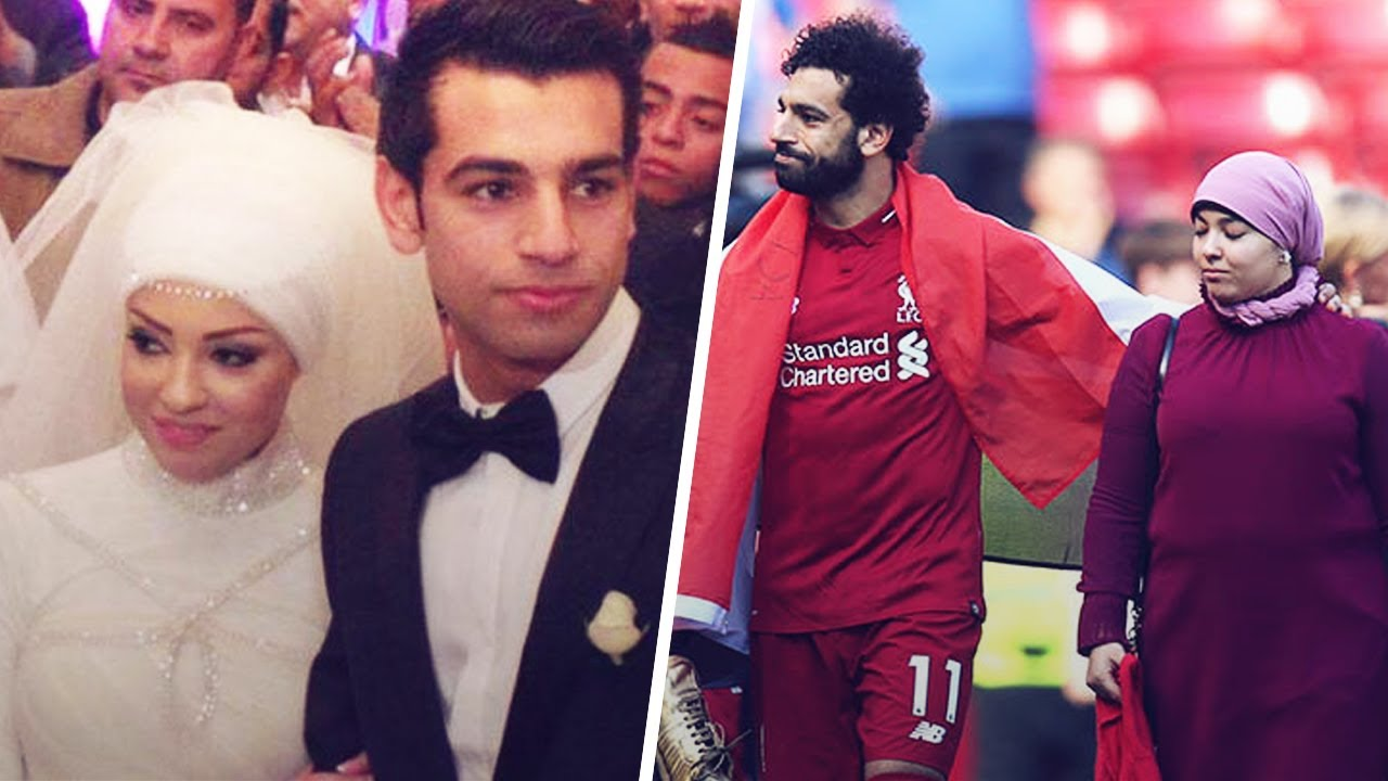Why Mo Salah's wife is the secret of his success - Oh My ...
