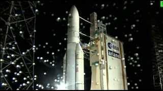 16 de OCT. Despegue del ARSAT-1, el Primer Satélite Argentino.
