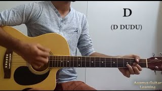 kaise-hua-kabir-singh---guitar-chords-lesson-cover-strumming-pattern-progressions