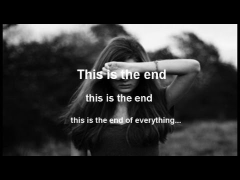 Jill Andrews - The End Of Everything [ Lyrics - HD ] - Finding Carter Finale