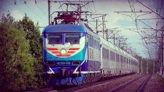 ЧС200 и Невские Экспрессы / CHS200 and Nevsky Express