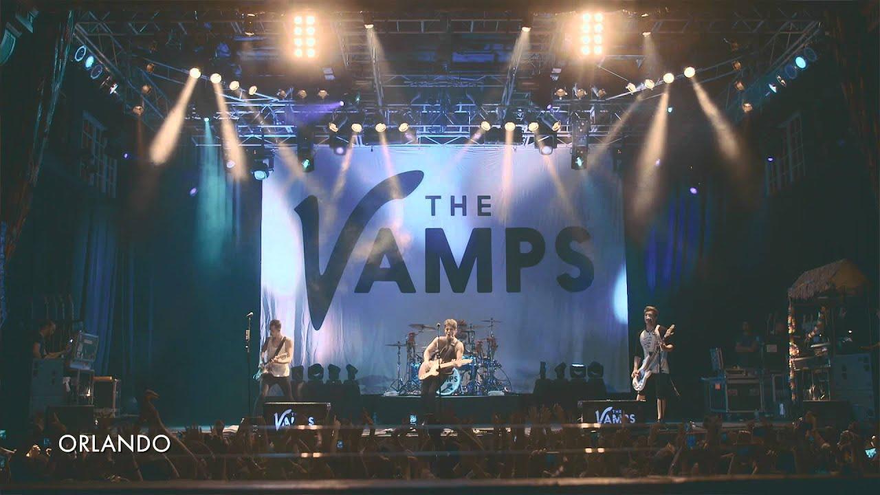 Vamps USA 2015 Headline Tour — Part One