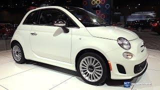 2019 Fiat 500 Turbo - Exterior Walkaround - 2018 Chicago Auto Show