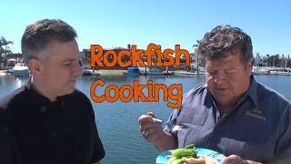 Dan Hernandez On Steamed Rockfish | Sport Fishing
