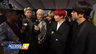 [TR] BTS Reacts To Having Niall Horan As A Fan & Their 2017 AMAs Performance   Access